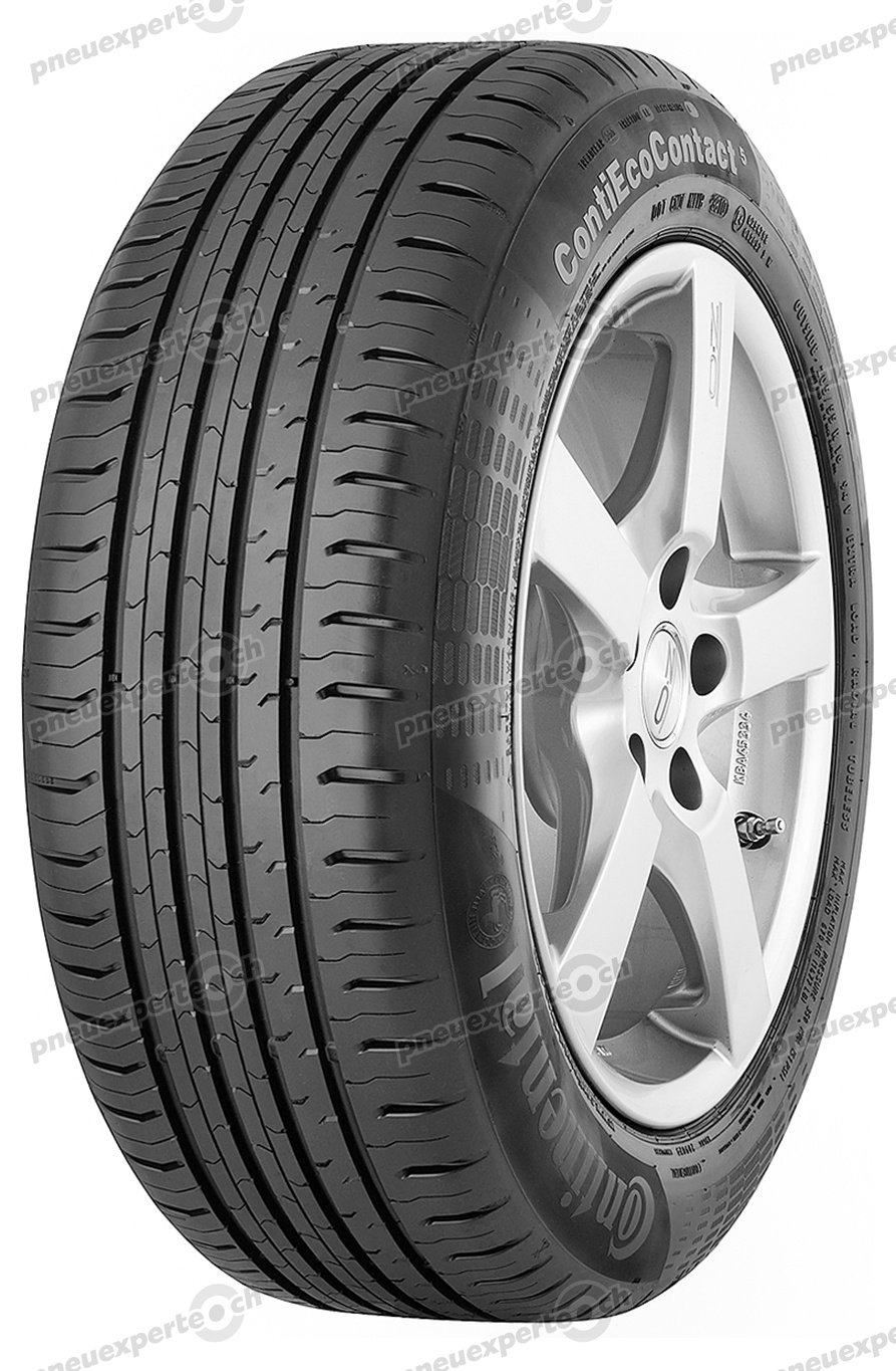 195/65 R15 91V EcoContact 5 BSW DOT 2016  EcoContact 5 BSW DOT 2016