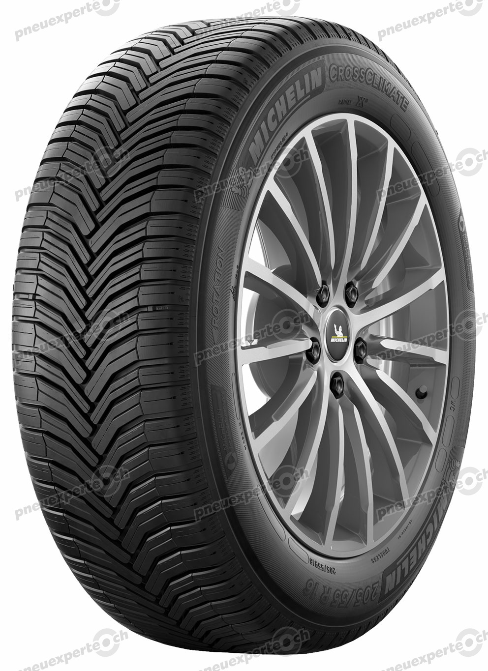 205/55 R16 91H Cross Climate+  Cross Climate+