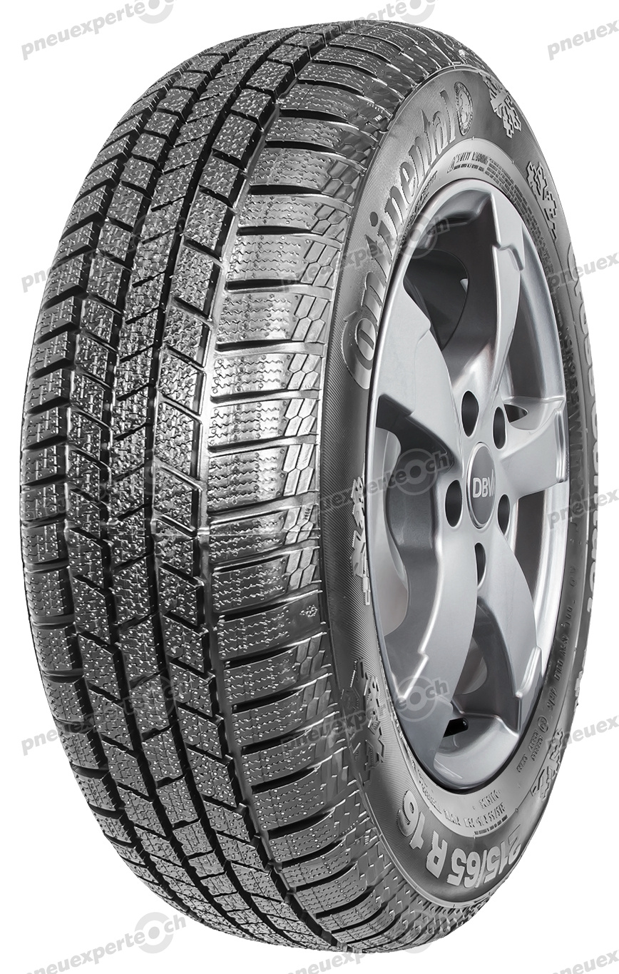 LT245/75 R16 120Q/116Q CrossContact Winter  CrossContact Winter