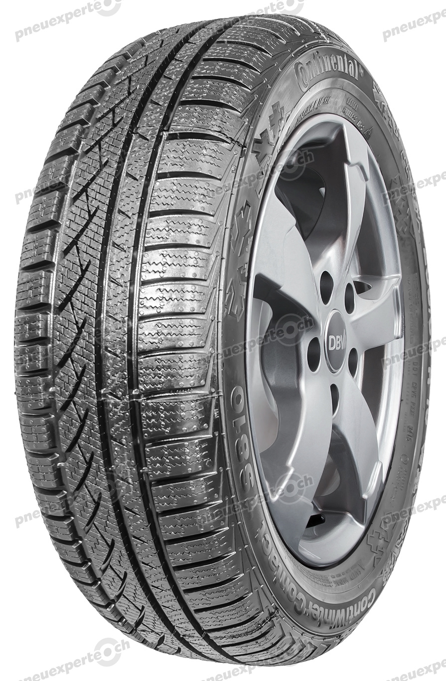 195/60 R16 89H WinterContact TS 810 MO ML  WinterContact TS 810 MO ML