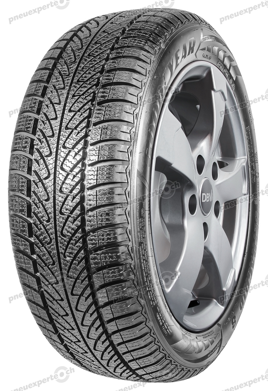 225/55 R17 97H Ultra Grip 8 Performance FP  Ultra Grip 8 Performance FP